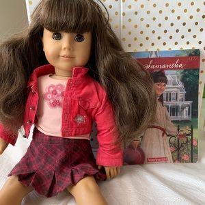 SAMANTHA AMERICAN GIRL